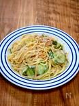 ごくシンプルに作る「スパゲティーサラダ」