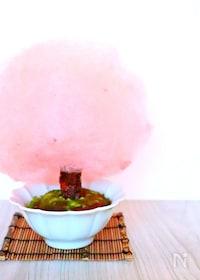 『【春スイーツ】桜わたあめの作り方レシピ』