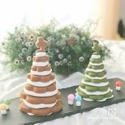 スローカロリーシュガーdeクリスマスクッキー