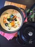 ごろごろお野菜のポタージュスープ