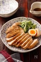 むね肉deうまだれ鶏チャーシュー【#冷凍保存 #レンジ】