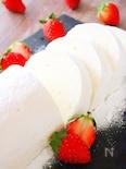 【クリスマス料理】ホワイトチョコレートムースケーキの作り方