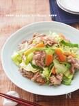 野菜しゃき!、お肉柔らか!基本の肉野菜炒め