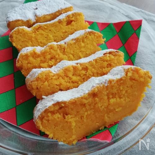 しっとり美味しい☆キャロットケーキ