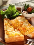 コーン&チーズトースト・パプリカ風味