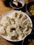 【台湾キャベツニラ水餃子】包み方、餡の作り方と水餃子の茹で方