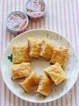 サバフレのパイ包み焼き