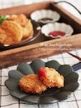 野菜で作る超ヘルシーカツ♡大根のガーリックチーズカツ♡