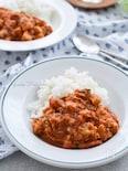 【非常時&節約レシピ】サバ缶と高野豆腐のカレー