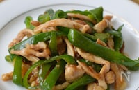 ご飯が進む!豚肉とピーマンの簡単中華炒め『青椒肉絲』