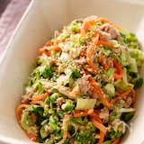 春キャベツとツナのうま塩サラダ【#作り置き #野菜不足解消】