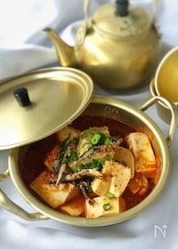 『ハルモニ(おばあちゃん)の豆腐煮』