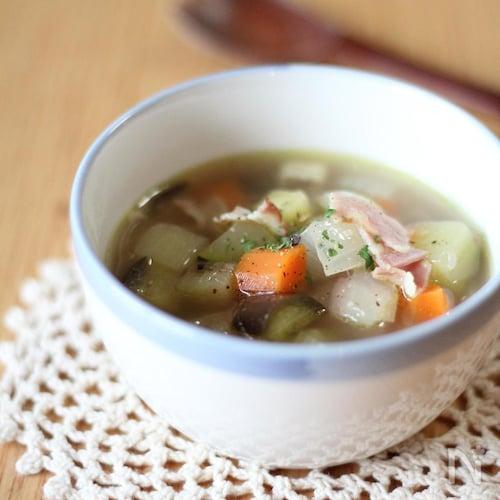 ミネストラ ~具だくさんスープ~