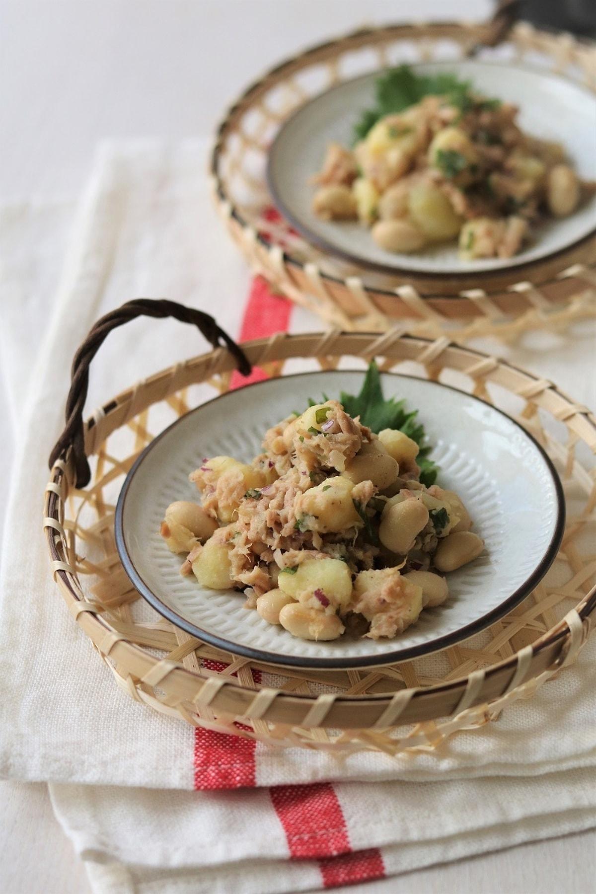 大豆を使った47の人気レシピ。副菜もメインもおまかせ!の画像