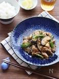 ごはんがすすむ味!豚しゃぶ肉となすの甘味噌塩麹炒め