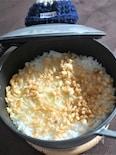 生姜と天かすの炊き込みご飯
