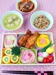 タイ料理ざんまい✿春のおうどんお花見弁当