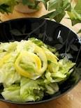 キャベツの簡単柚子ピクルス
