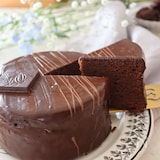 しっとり濃厚~!チョコケーキ