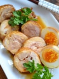 鶏もも肉のチャーシュー【作りおき】