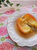 レンチン4分で絶品おやつ*とろとろ焼きりんご風