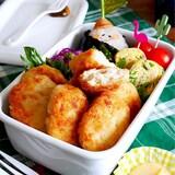 さくジュワ♡【鶏むねチキンナゲット】ハマるめんたいマヨ味