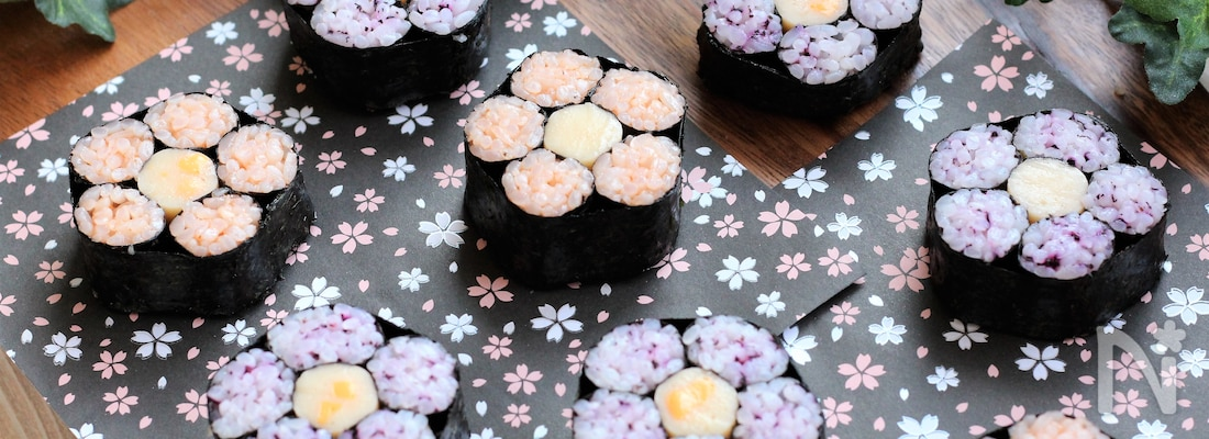 子どもに伝えたい和のごはんと飾り巻き寿司