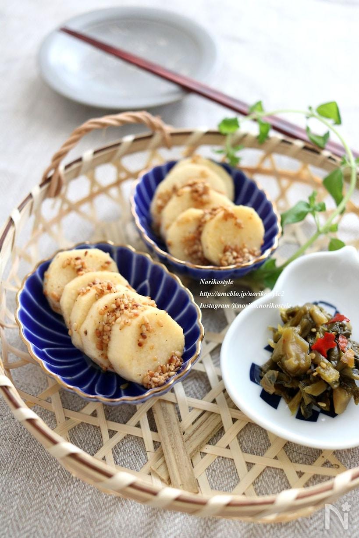 シャキシャキからトロトロまで!長芋のおつまみレシピ20選の画像
