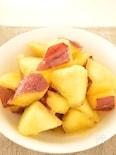 さつま芋のキラキラグラッセ