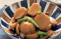 栄養たっぷり!いかと里芋の煮物