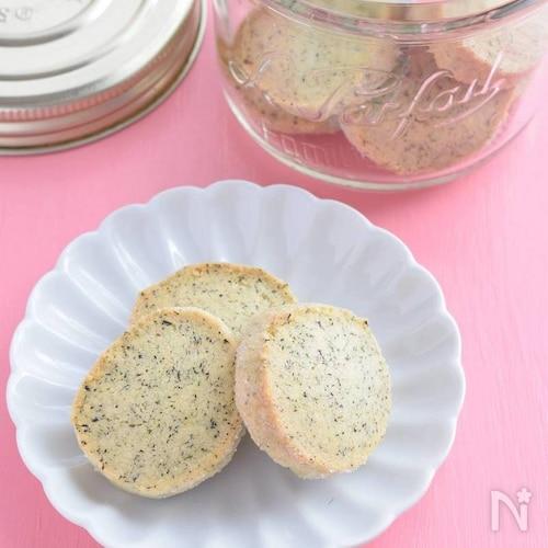 紅茶のクッキー アールグレイの香り