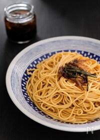 『自家製ネギ油&本格台湾ネギ油まぜそば【葱油拌麺】』