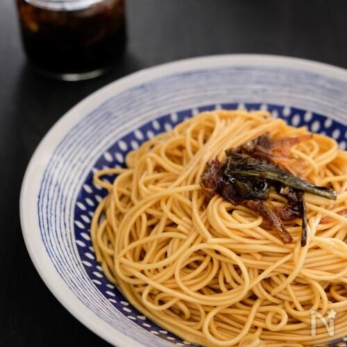 自家製ネギ油&本格台湾ネギ油まぜそば【葱油拌麺】