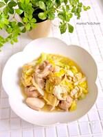 鶏肉と白菜のとろとろ煮