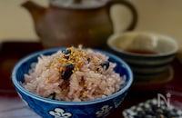 炒り黒豆ご飯☆黒豆茶☆万能黒炒り豆
