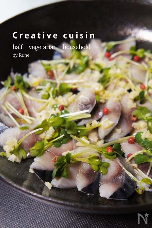 サバは刺身で食べられる?注意点や気をつけるポイントの画像