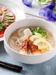 節約!アジアン素麺