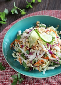 『ベトナム風キャベツのサラダ』
