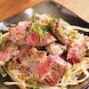 秘密は生クリーム!お買い得牛肉を絶品ステーキに変身させるテク