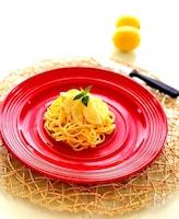 フライパンで簡単!「レモンクリームスパゲッティ』