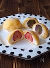 レアチーズケーキ大福