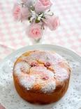 ストウブ鍋で作る桜餡ガトーショコラ