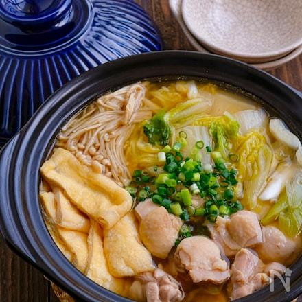 絶品スープのあったか鶏鍋