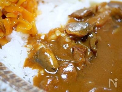 レシピ ジャワ カレー cm