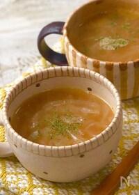 『簡単!『お手軽とろとろオニオンスープ』』