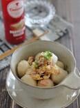 里いもの洋風スープ煮