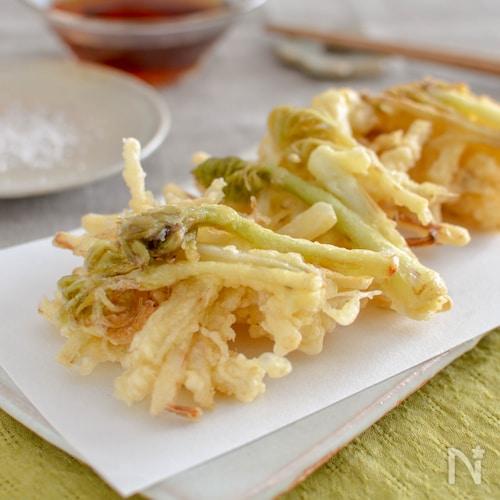 天ぷら粉と薄力粉の違い