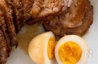 【煮豚のタレで】美味しい味玉の作り方