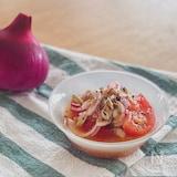 暑い夏にオススメ☆玉ねぎとトマトのマリネ