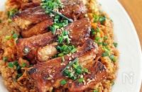 骨付き肉のうま味を堪能!オーブン・圧力鍋・炊飯器…調理方法別スペアリブ料理14